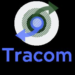 logo tracom de www.tracom.fr crée par www.caronandyou.fr agence web sur douai